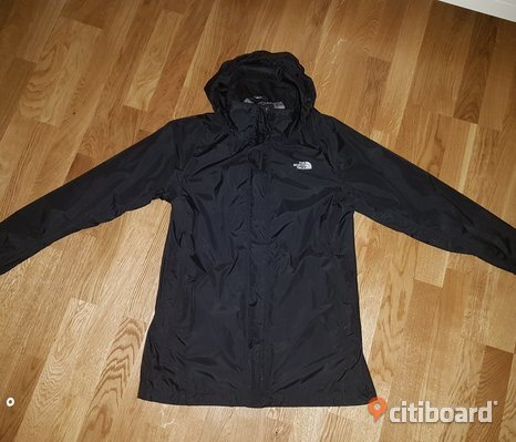 The North Face regn och vind jacka, DAM