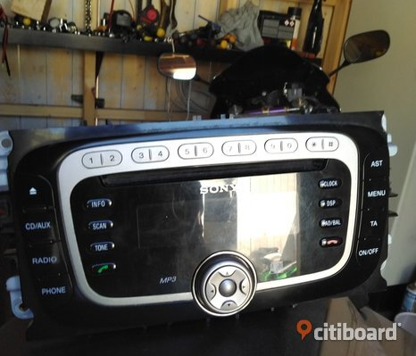 Ford mondeo stereo