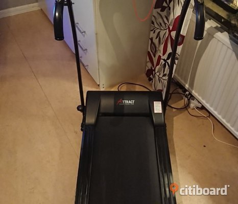 Löpband Attract treadmill HMT-1030