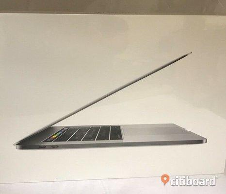 Macbook Pro 2.6Ghz i7-512GB- Touch Bar