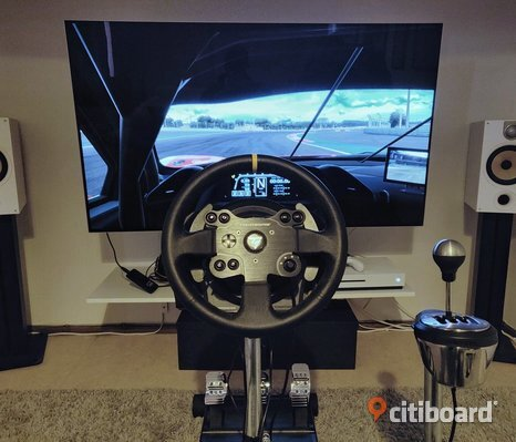 THRUSTMASTER TX leather wheel stand pro