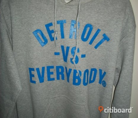 Detroit Vs Everybody  Hoodie