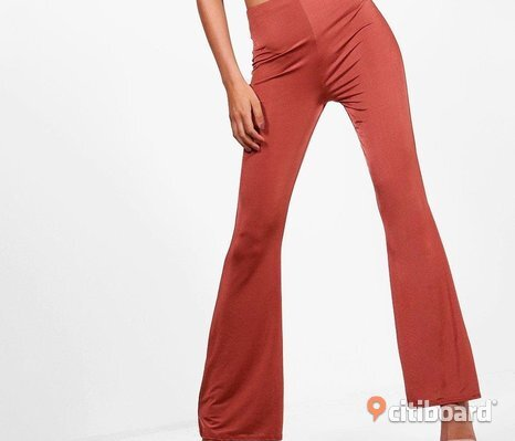 Long length Skinny stretchy palazzo pants Size 38-40