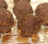 how to make healthy ladoo in winter