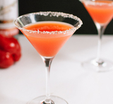 jalapeno pear martini