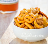 christmas blessing snack mix