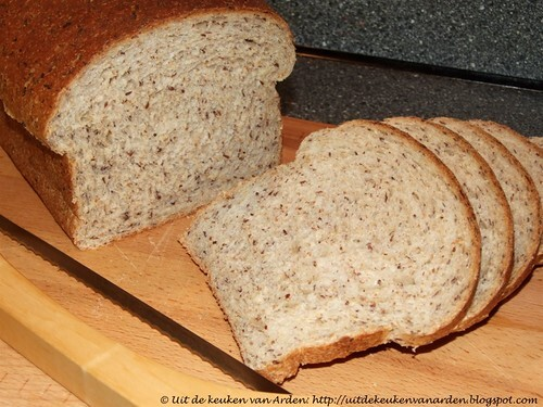 havermout brood broodbakmachine