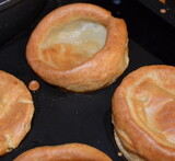 yorkshire puddings with stuffing mix