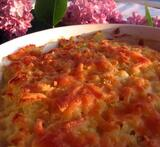 fish pie with scalloped potatoes