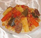 traditional algerian food