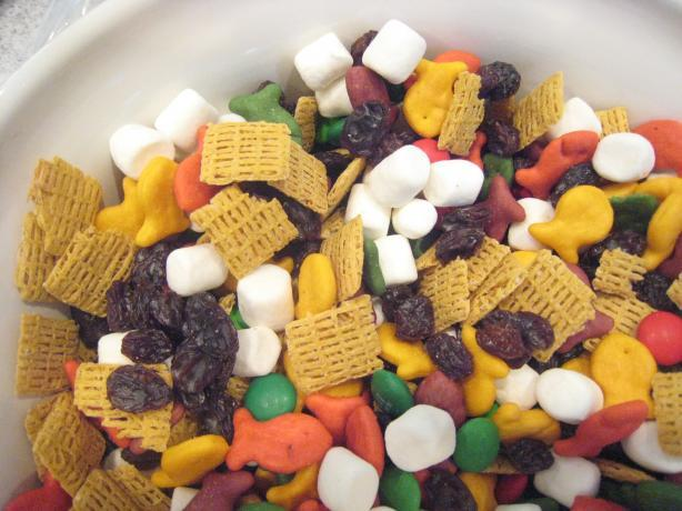 kix snack mix