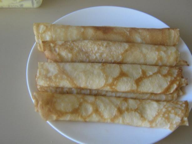 how to make pancakes without eggs using microwave oven
