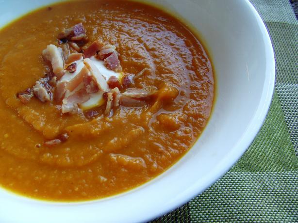 alison holst pumpkin soup