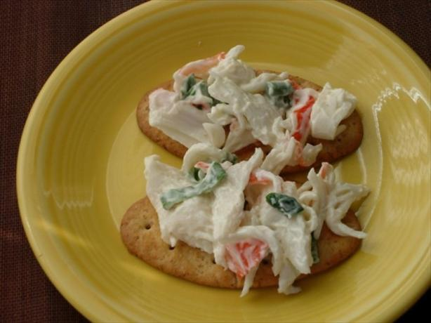 crab salad without mayonnaise