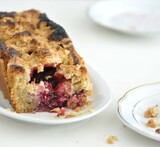 apple and blackberry cake nigel slater