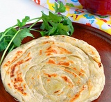 how to make parotta at home