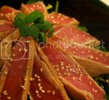 sashimi salad dressing japanese