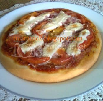 mayonnaise pizza without oven