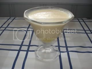 mousse maracuja light
