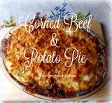 corned beef and mashed potato pie