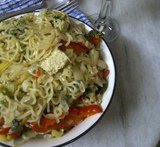 delicious maggi without vegetables