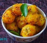 baby potato gravy for chapathi