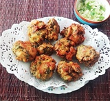 how to make chicken pakora