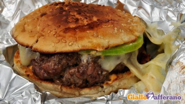 salse per hamburger