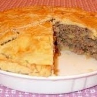 quebec meat pie tourtiere