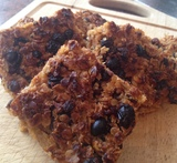 gluten free flapjack without oats