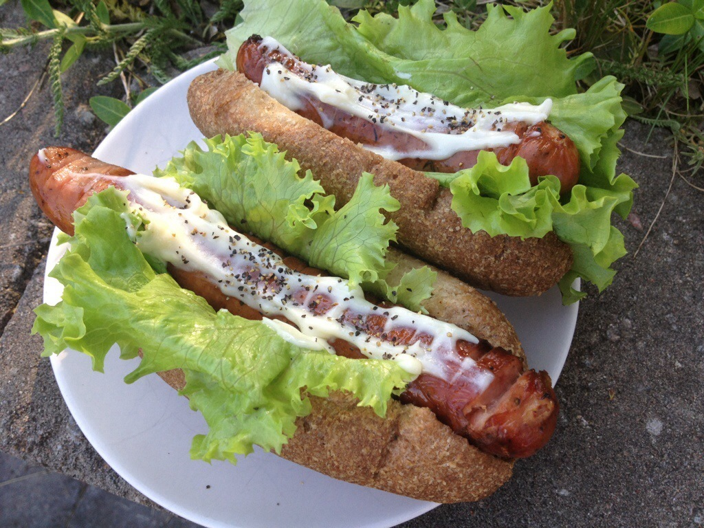 paleo hot dog bun recipe