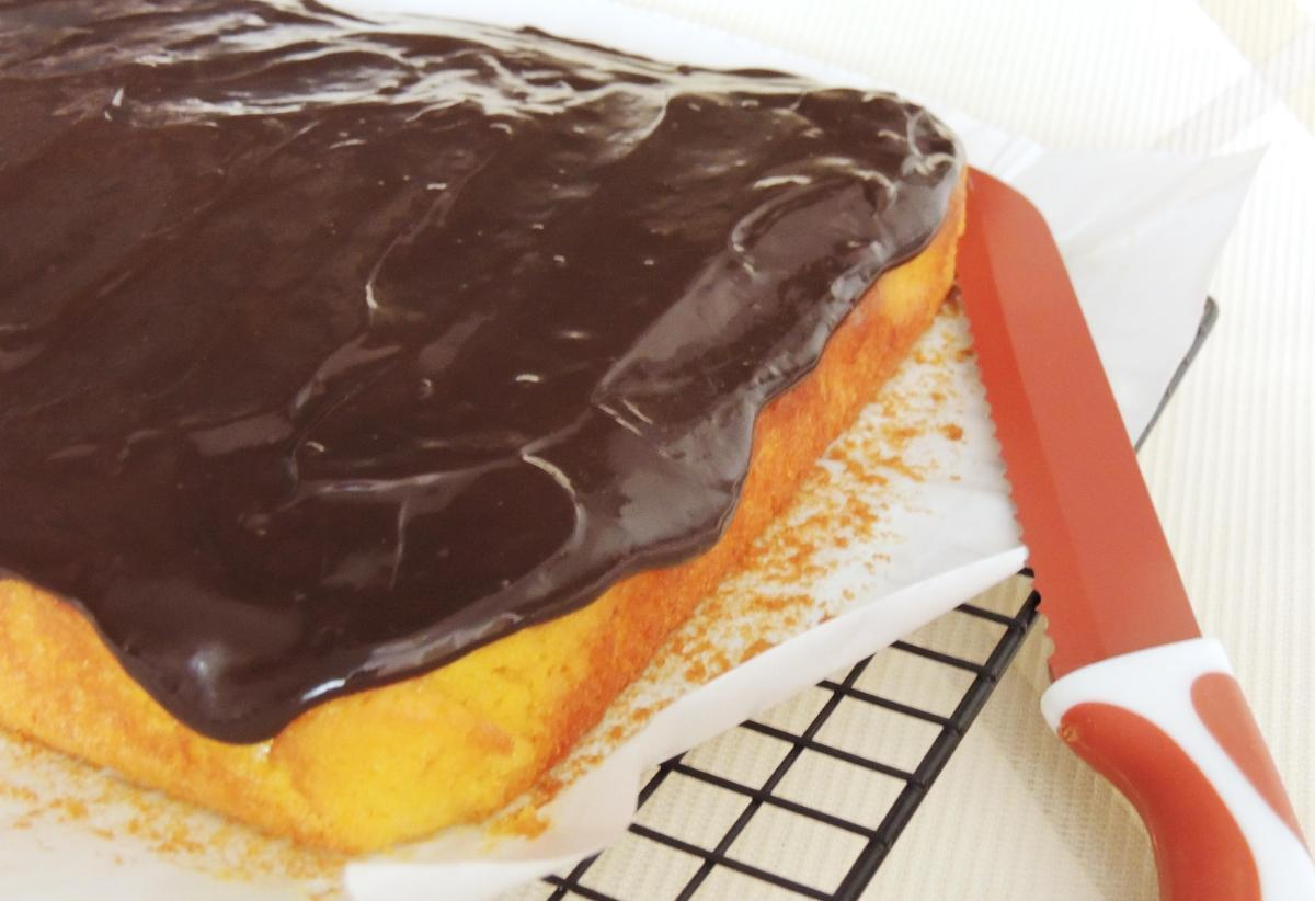 tray bake with condensed milk