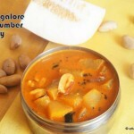 for mangalore cucumber sambar