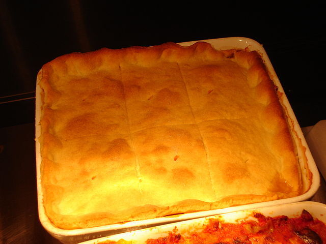 hot water crust pastry steak and kidney pie