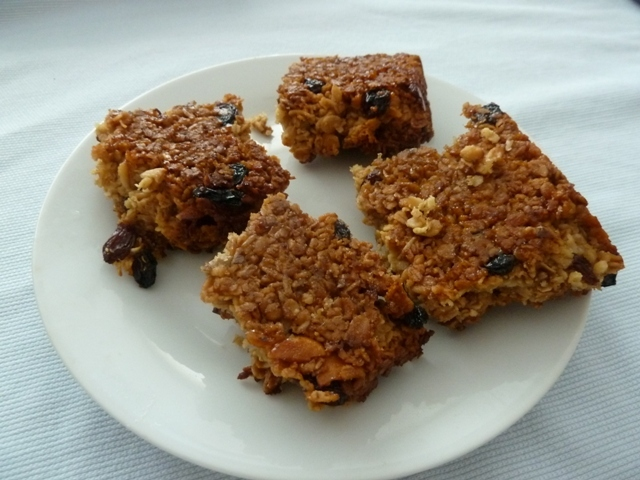 oats so simple flapjack