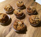 quaker havermout muffins