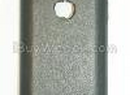 iPhone 3G 3GS Smooth Leather Case svart