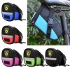 Cycling Saddle Bag MTB Bike Bicycle Seat Bag Repair Tools Pouch Pack with Reflective Strip