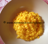 risotto con kenwood chef