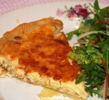 quiche mager