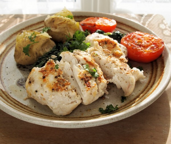 oven baked plaice fillet recipes