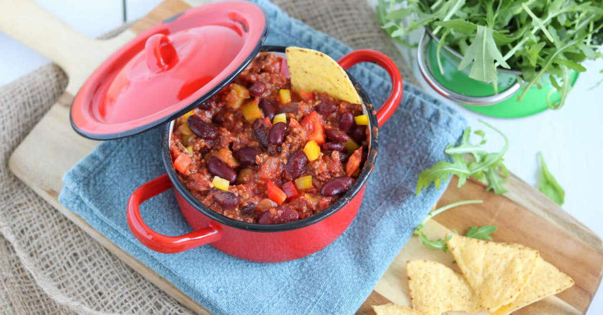 recepten voor chili con carne jamie oliver mytaste. Black Bedroom Furniture Sets. Home Design Ideas