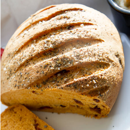 paul hollywood sun dried tomato bread
