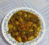 beef stew with bisto