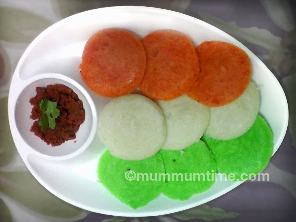 rava idli without curd