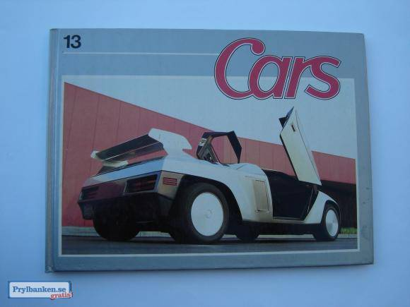 Cars Collection Bok nr 13
