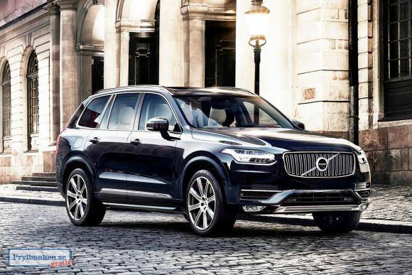 Volvo XC90 First edition -16