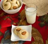 persian almond cookies