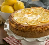 lemon curd cheesecake southern living