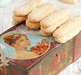 using savoiardi biscuits